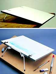 Table-top drawing boards