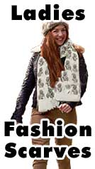 Fashion Scarf licensed by Mike Sibley