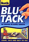 How to use Blu-Tack as a pencil eraser