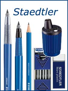Staedtler drawing tools