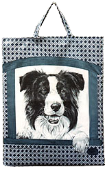 Shopping bag - Border Collie