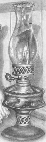the lamp - Drawing critique